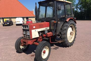 International 633, 2 WD