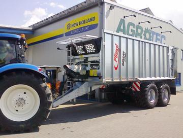 Fliegl Abschiebewagen ASW 271 Compact