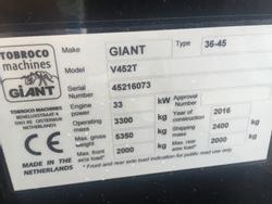 V 452 T