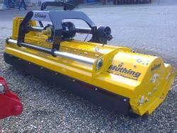 MU-H 220 Heckanbau hydr. Seitenverschiebung