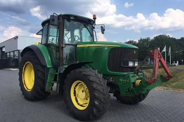 John Deere 6520 SE Tractor