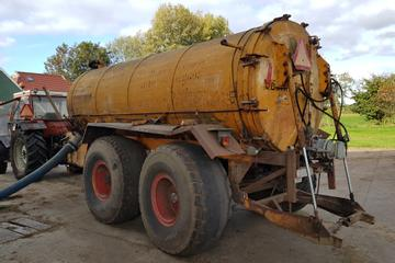 Veenhuis 10.000 liter